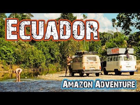Ecuador Overlanding The Amazon - Hasta Alaska