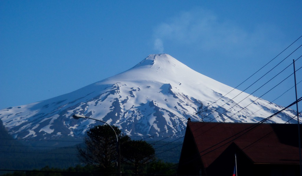 volcano chile