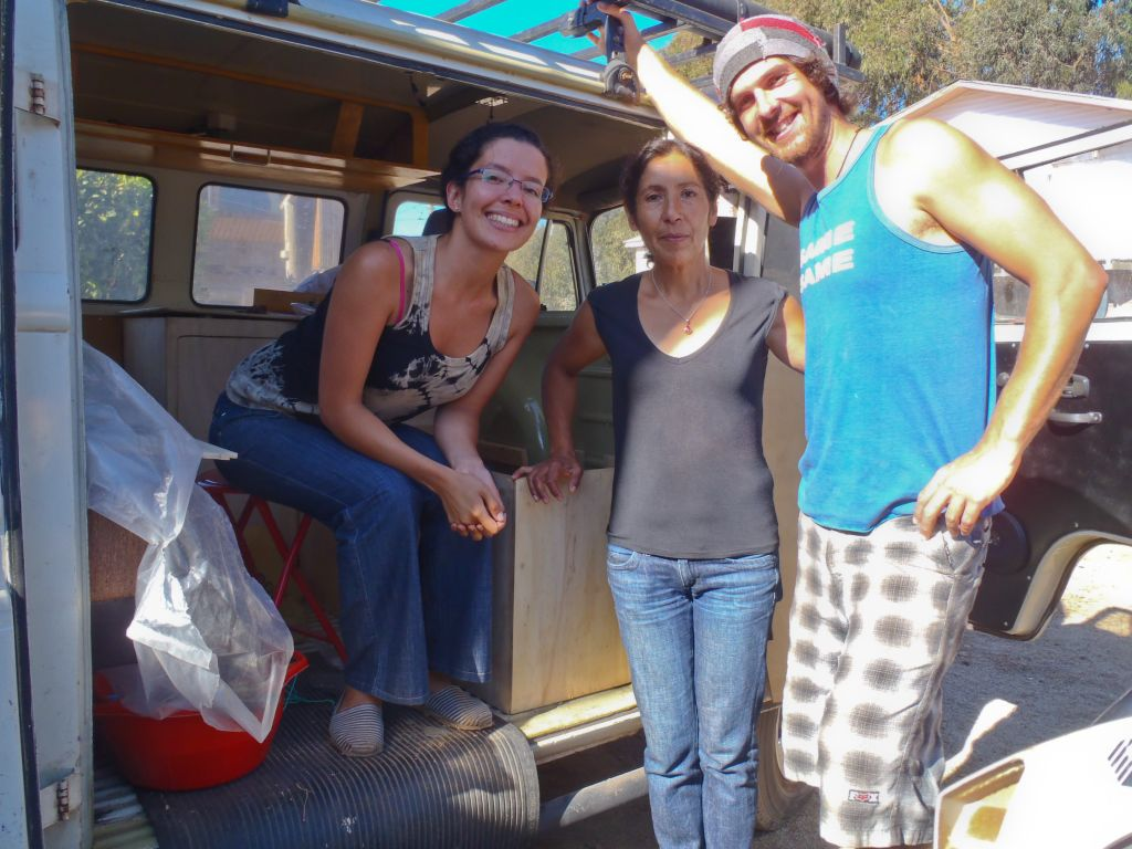 VW BUS Pictures on Epic Road Trip from Chile to Alaska
