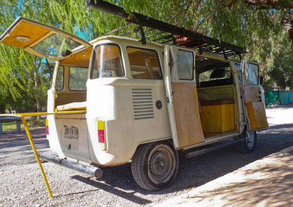 Hasta Alaska VW Bus