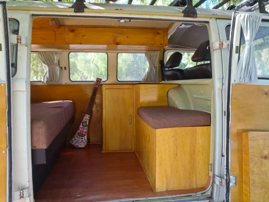 Chilean Bus
