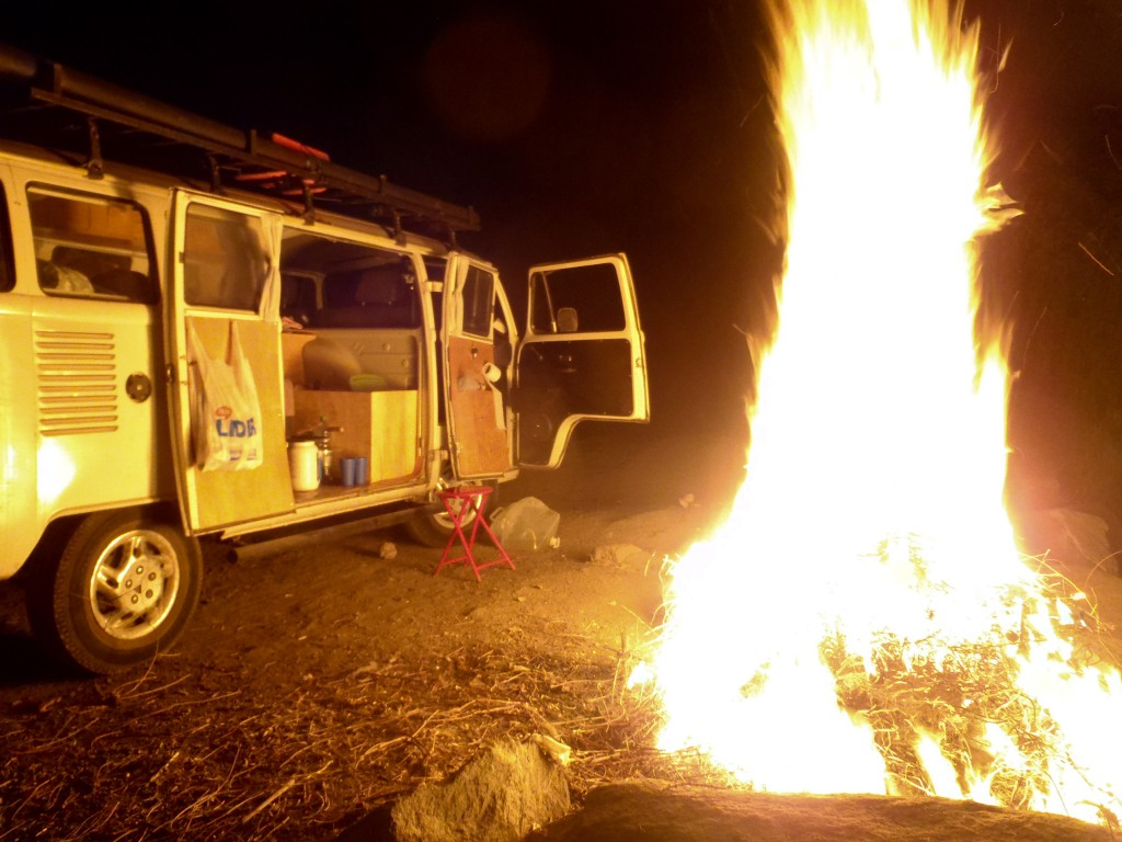 Kombi Camping