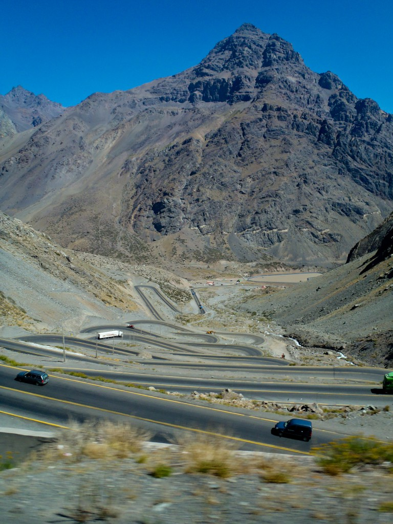andes road