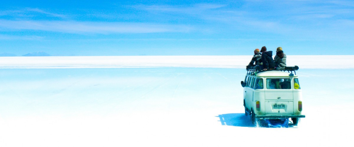 Bolivian Salt Flats