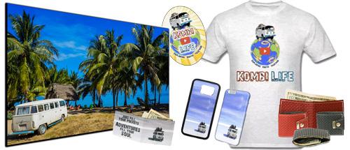 Kombi Life Merchandise
