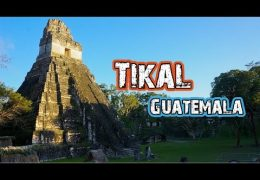 Hasta Alaska – Tikal: The INCREDIBLE Lost Mayan Civilization – S03E05