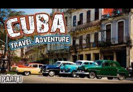 Naked CUBA (Travel Adventure) – Pt 1 – S03E09