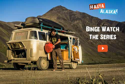 Hasta Alaska Travel Series