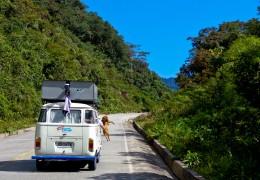 Ecuador Amazon Road Trip