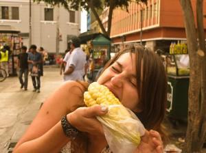 street food lima