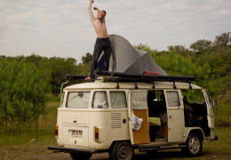 Argentina – VW Bus Road Trip