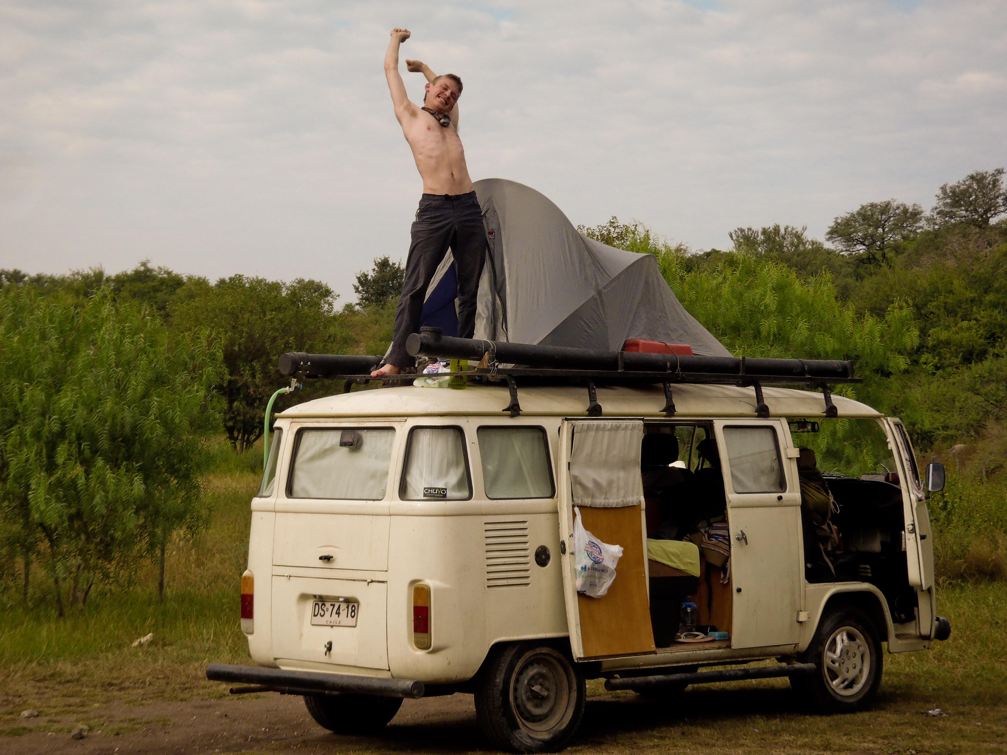Argentina - VW Bus Road Trip