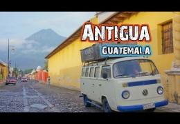 Hasta Alaska – Guatemala, Antigua – S02E08