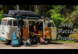 Kombi Session: Matteo Priante Live in a VW Bus