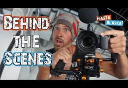 Behind The Scenes – YouTUBE Video Production (Cameras)