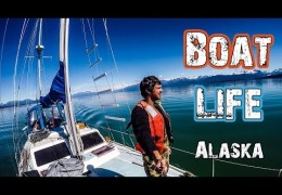 Boat Life – South East Alaska – Travel vLog (16)