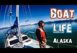 Boat Life – South East Alaska – Travel vLog (16)