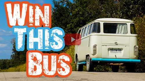 Win VW Bus