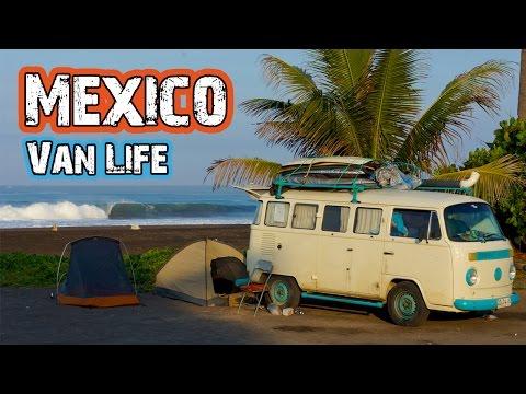 Van Life in Mexico - Hasta Alaska