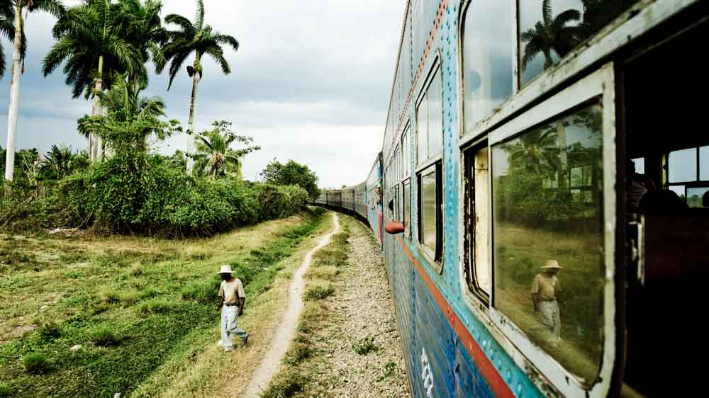 Cuban Train