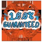 100-percent-guarnateed
