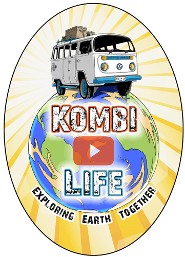 Kombi Life Sticker 2.0
