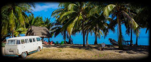 Outside Panel Art - Belize