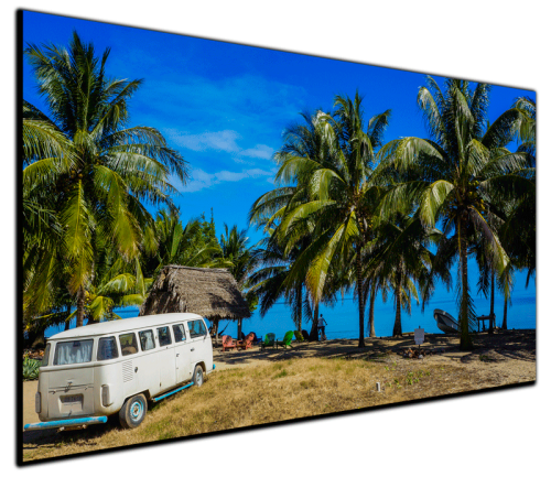 Caribbean Paradise - Canvas