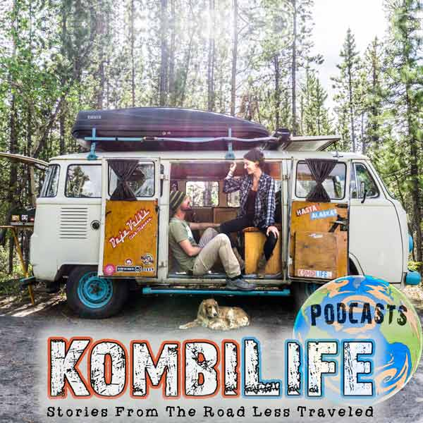 Kombi Life Podcasts