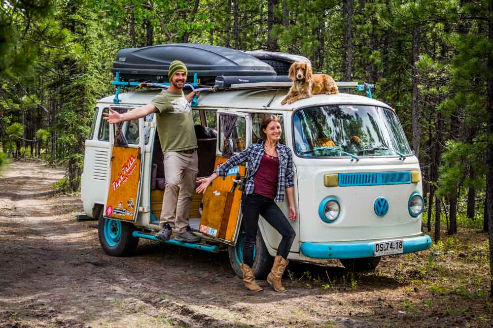 VW Bus Restoration After a Fire - Hasta Alaska - S05E08