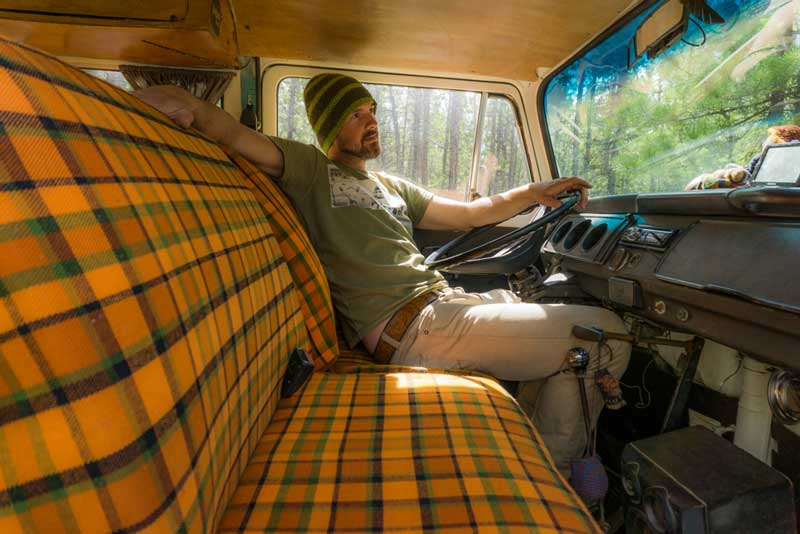 westfalia seats