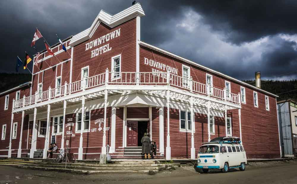 Downtown-Hotel-Dawson-City