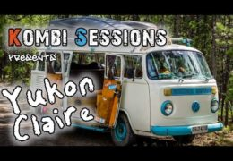 Kombi Session: Yukon Claire