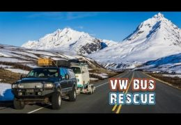 VW Bus Restoration – Fire and Rescue Mission