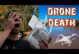 Our Drone Drowned, we lost $2000