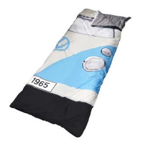 vw gift sleeping bag