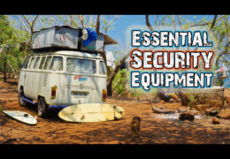 Van Life Gear // Essential for Safety and Security