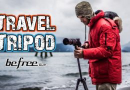 Travel Tripod – Manfrotto BeFree Live