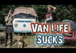 VAN LIFE – 10 Worst Things About Living in a Van