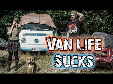 worst-things-about-van-life