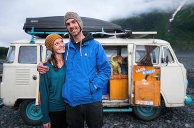 Ben and Leah From Kombi Life
