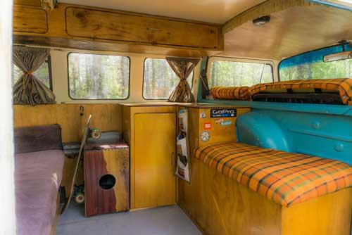 Van Life - Tiny home