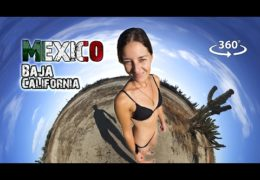 360 Interactive Adventure in Baja California, Mexico
