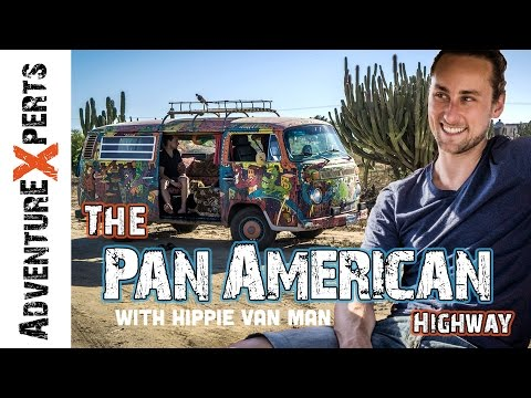 panamerican van life adventures
