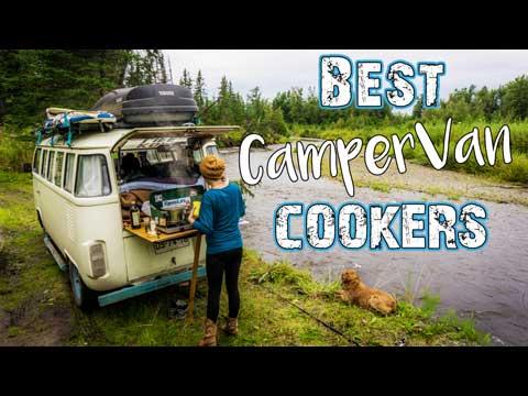 Van Life Cookers