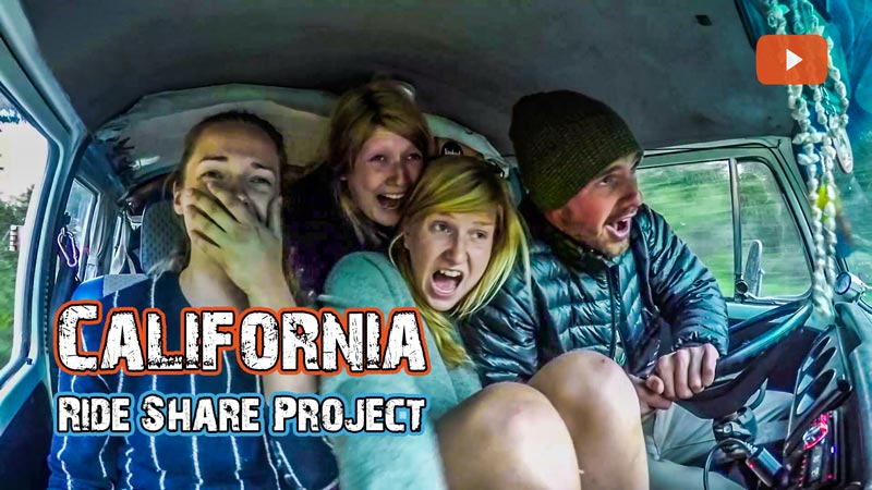 We Take A Road Trip In Volkswagen S Fantastic California: VW Bus Adventure Project