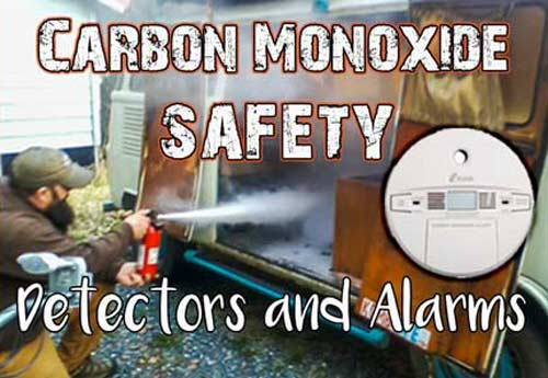 Campervan-Carbon-Monoxide-Detectors