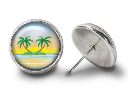 Island-Earrings-Silver