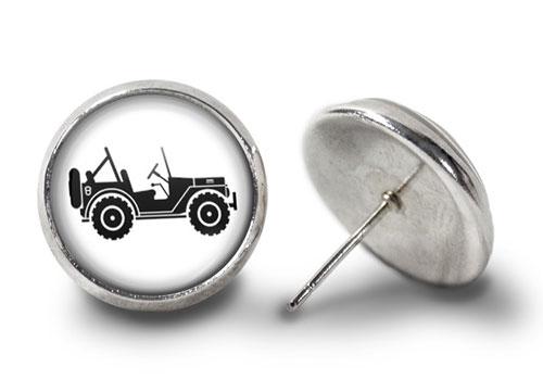Jeep-Earrings-Silver