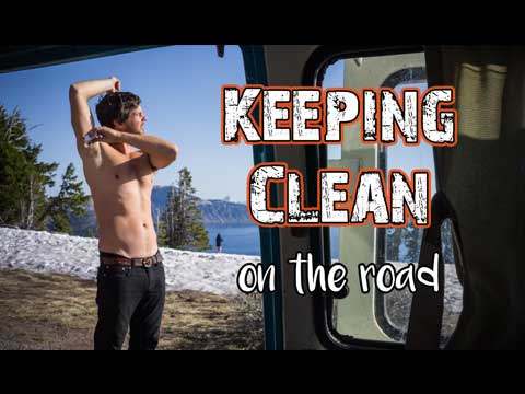 Van-Life-Keeping-Clean
